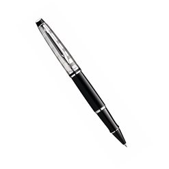 Ручка роллер Waterman Expert 3 DeLuxe Black CT