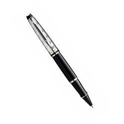Ручка роллер Waterman Expert 3 DeLuxe Black CT