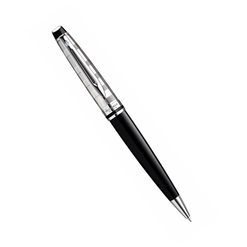 Шариковая ручка Waterman Expert 3 DeLuxe Black CT