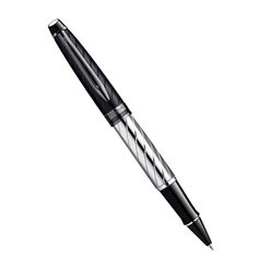 Ручка роллер Waterman Expert 3 Precious Black CT