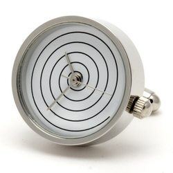 Запонки Metal Fun часы спираль