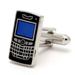 Запонки Metal Fun смартфон с клавиатурой