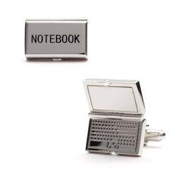 Запонки Metal Fun ноутбук